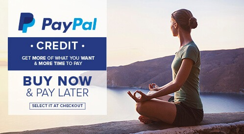 PayPal Credit Available